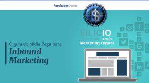 E-book O guia de mídia paga para Inbound marketing