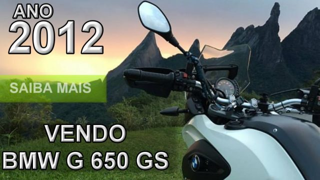 Vendo BMW G 650 GS