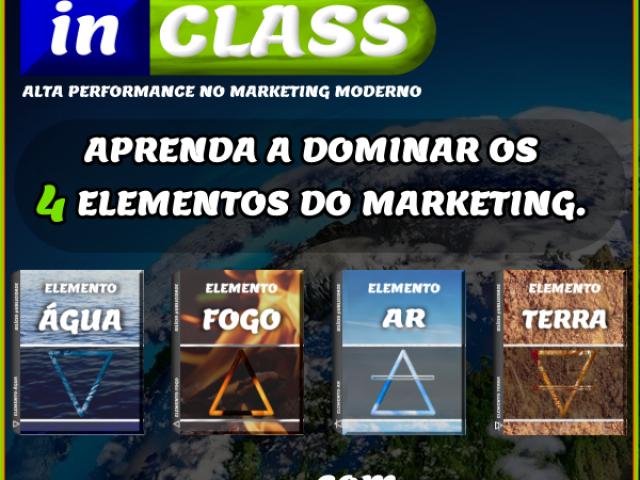 Aprenda a dominar os 4 elementos do marketing com Márcio Canto