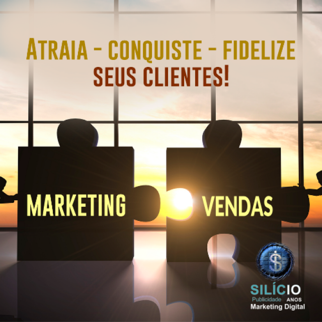 Marketing Digital somando com VENDAS!