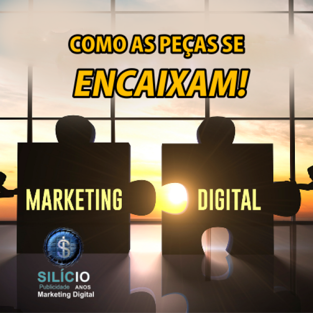 MARKETING DIGITAL com foco em VENDER!