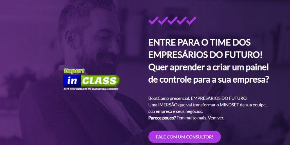 BOOTCAMP EMPRESÁRIOS DO FUTURO