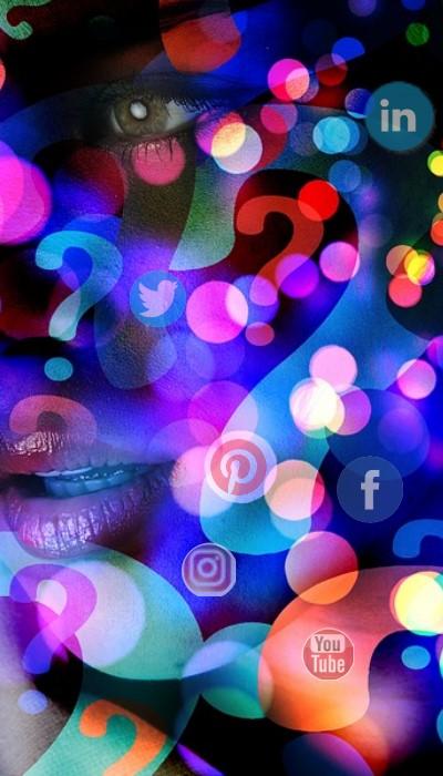 Distribuição de conteúdo nas redes sociais